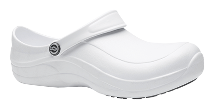 EziProtekta Safety Footwear White